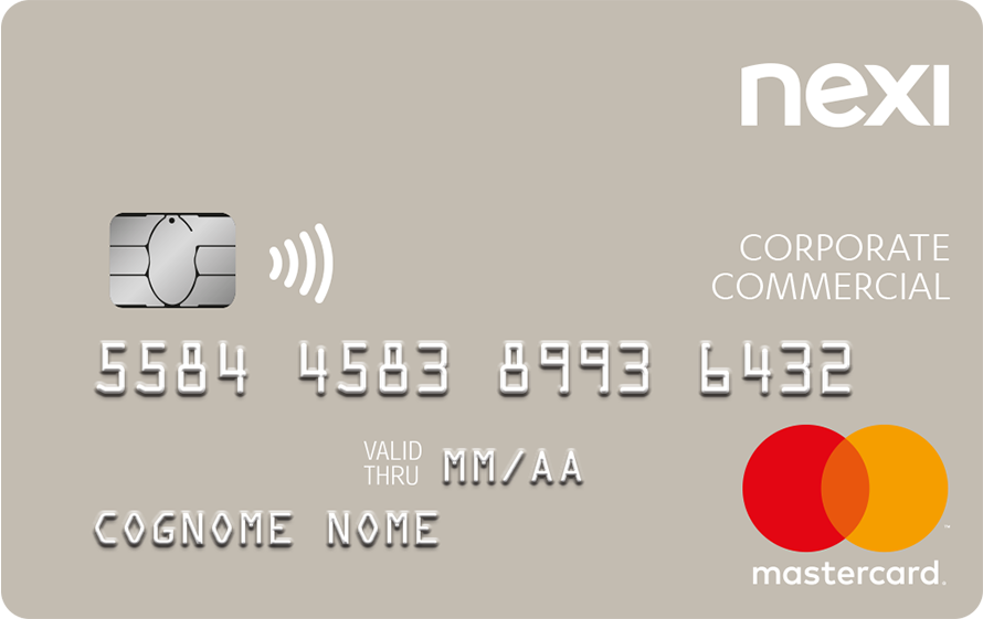 Nexi Corporate Credit Card
