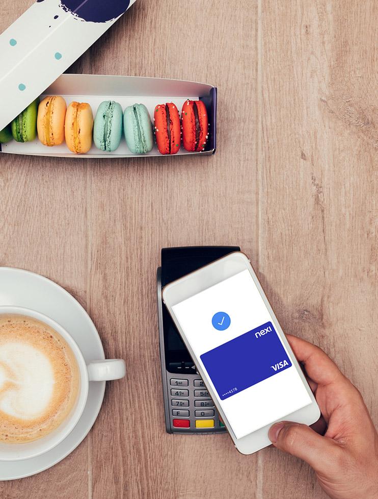 Nexi con Samsung Pay