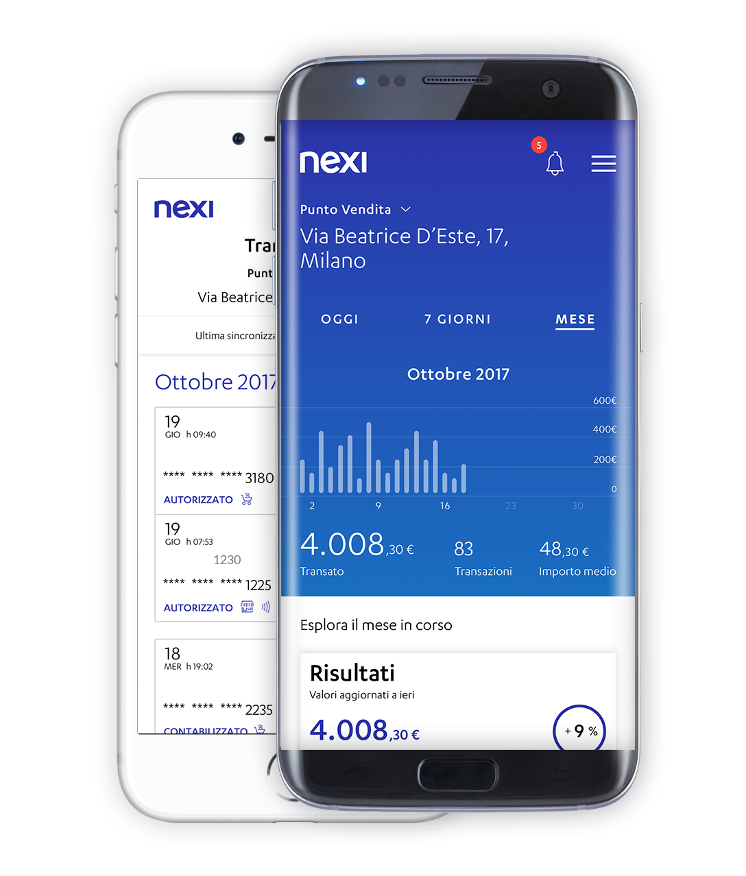 App Nexi Business