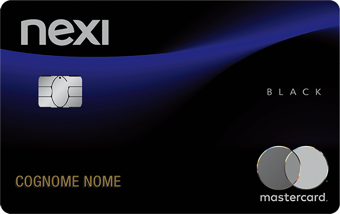 Nexi Black Credit Card