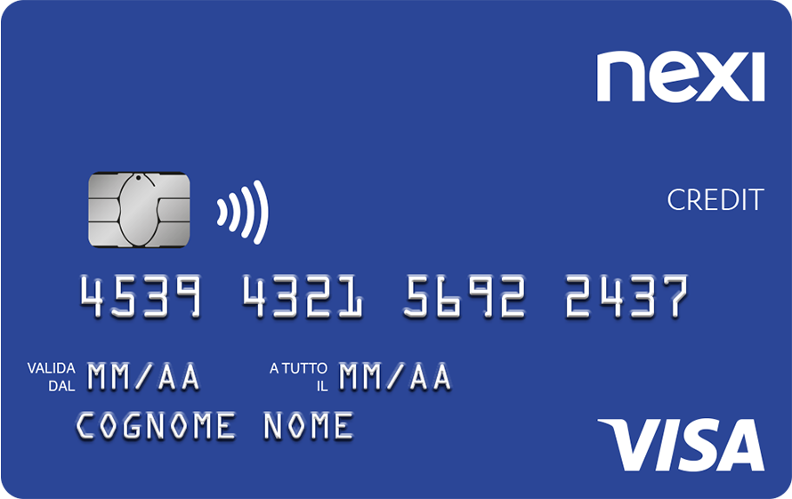 Nexi Credit Cards