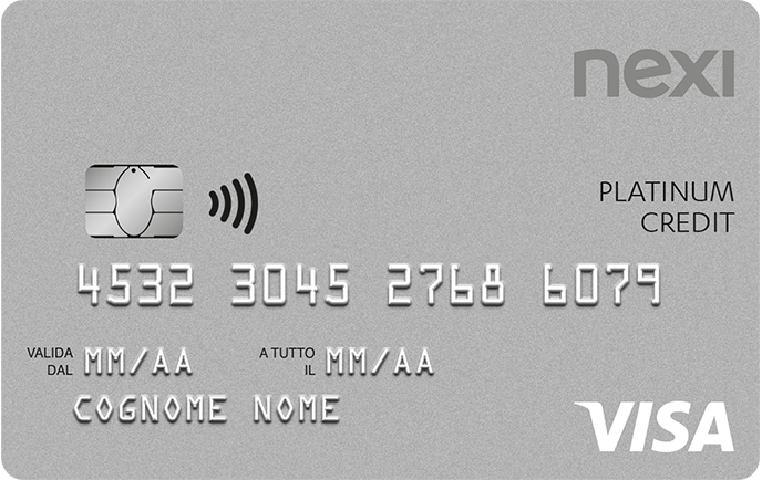 Nexi Platinum Credit Card
