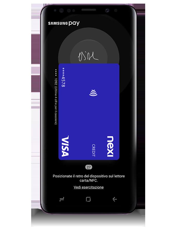 Samsung Pay è arrivato anche in Italia  scopri come funziona  7049f74851e